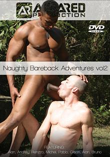 Naughty Bareback Adventures 2 cover