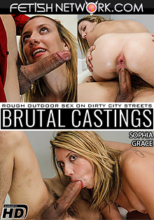 Brutal Castings: Sophia Grace cover