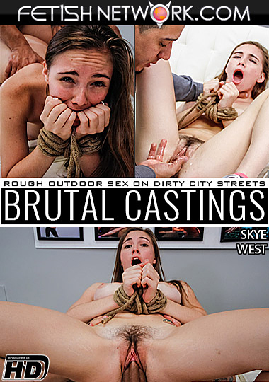 Brutal Castings: Skye West cover