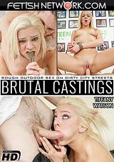 brutal castings, tiffany watson, fetish, bdsm, amateur