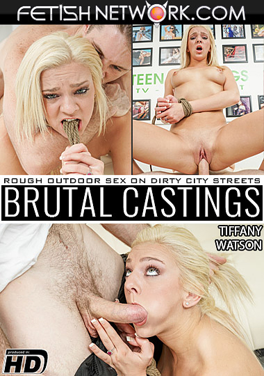 Brutal Castings: Tiffany Watson cover