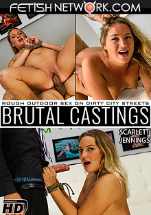 Brutal Castings: Scarlett Jennings cover