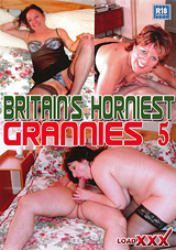 Britain's Horniest Grannies 5