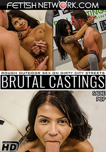 Brutal Castings: Sadie Pop cover