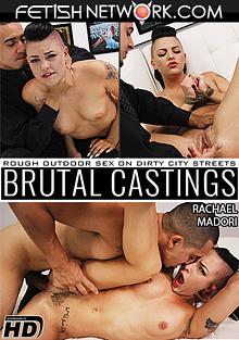 Brutal Castings: Rachael Madori cover