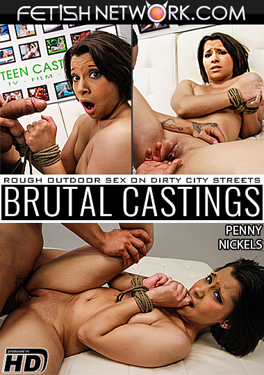 Brutal Castings: Penny Nickels cover