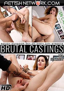 Brutal Castings: Mia Scarlett cover