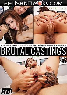 Brutal Castings: Mila Jade cover