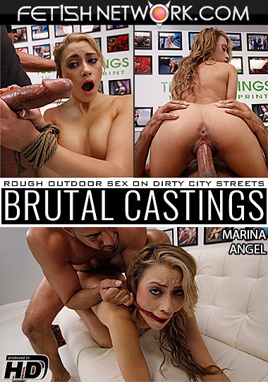 Brutal Castings: Marina Angel cover