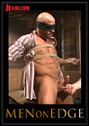 Men On Edge: Hot Cowboy Tied Up For The First Time And Shoots A Load Onto His Face