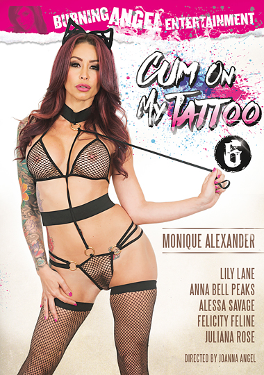 Cum On My Tattoo 6 cover