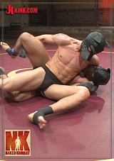 Naked Kombat: Brock Avery Vs. Tyler Rush - The Dog Fight