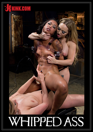 Whipped Ass: Lesbian Abyss: Skin Diamond Submits To Her Devious Lesbian Desires cover