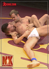 Naked Kombat: Shawn Andrews Vs Connor Patricks