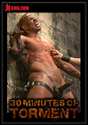30 Minutes Of Torment: Muscled God Robert Axel Takes The Challenge