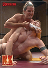 Naked Kombat: Kip Johnson Vs Cass Bolton
