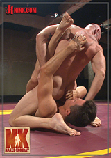Naked Kombat: Mitch Vaughn Vs BJ Adia