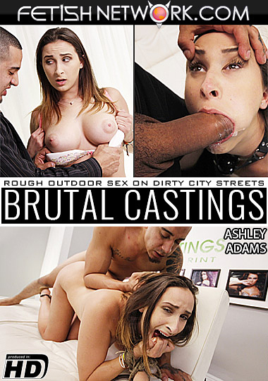 Brutal Castings: Ashley Adams cover