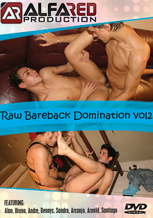 Raw Bareback Domination 2 cover