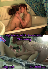 My Week With Annabelle: Thursday