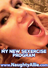 My New Sexercise Program