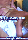 Allie Loans Jake To A Friend