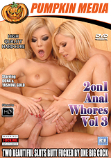 2 On 1 Anal Whores 3