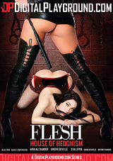 flesh house of hedonism, digital playground, porn, cherie deville, aria alexander, jojo kiss, bdsm, fetish, kink
