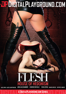 Flesh House Of Hedonism cover