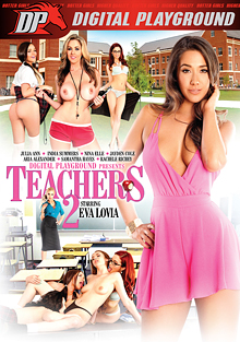 Teachers 2 cover
