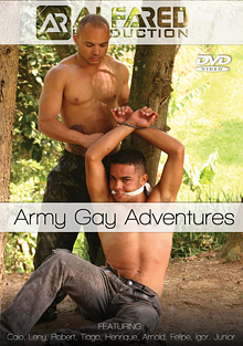 Army Gay Adventures cover