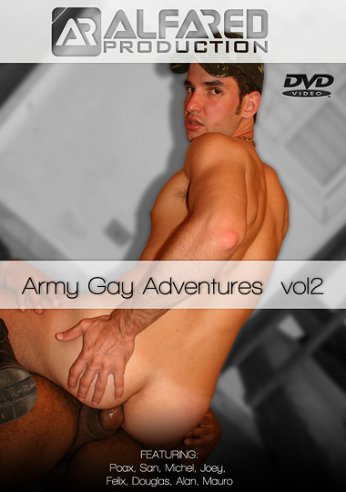 Army Gay Adventures 2 cover