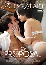 the proposal, new sensations, tales of the heart, porn, couple, adria rae, tyler nixon, feature, for ladies, natural breasts, porn for women