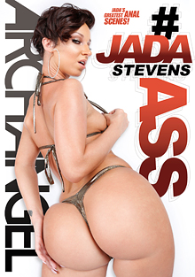 Jada Stevens Ass cover