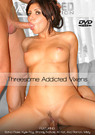 Threesome Addicted Vixens