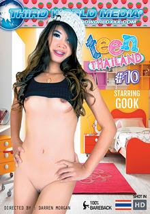 Teen Thailand 10 cover