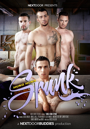 Hung Hunk Spunk Cover Front