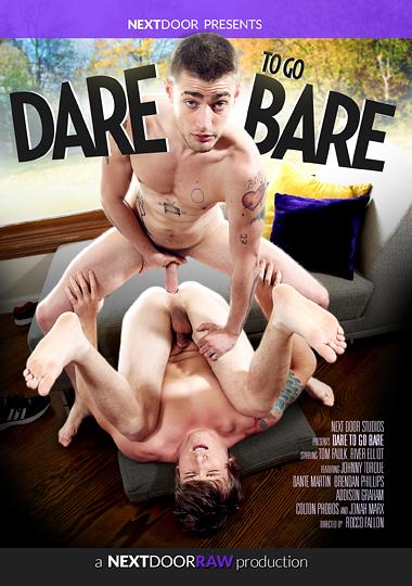 Dare to Go Bare Cover Front