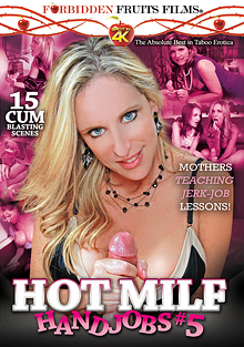 Hot MILF Handjobs 5 cover