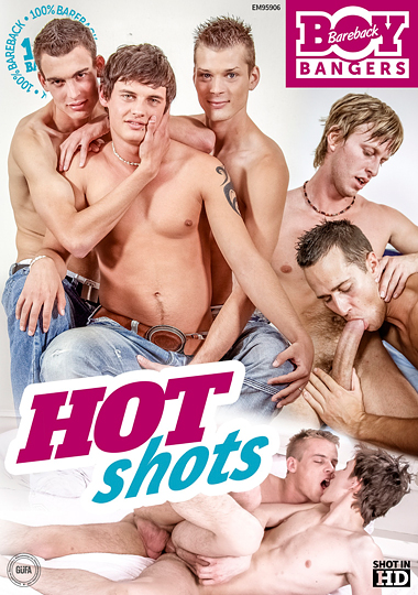 Hot Shots Cover Front