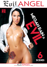 megan rain is evil, evil angel, john stagliano, mark wood, mike adriano, francesca le, tommy pistol, mick blue, bradley remington, rough sex, porn, anal, natural breasts