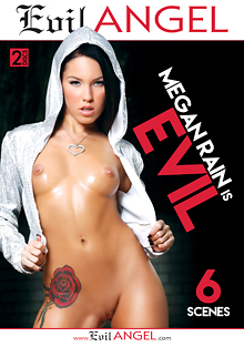 Megan Rain Is Evil cover
