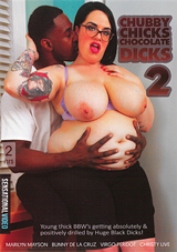 Chubby Chicks Chocolate Dicks 2