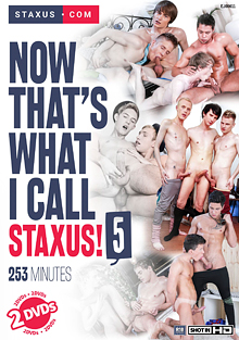 Now That's What I Call Staxus 5 cover