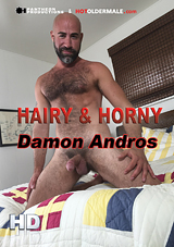 Hairy And Horny Damon Andros