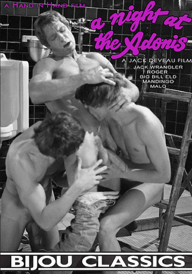 A Night at the Adonis Cover Front