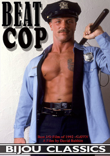 The Beat Cop Cover Front
