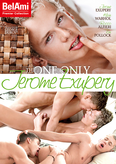 the one and only jerome exupery, jerome exupery, bel ami, kevin warhol, tom pollock, rocco alfieri, twink, gay, porn