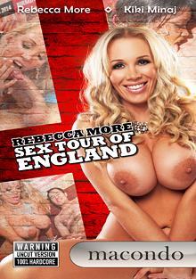 Rebecca More Sex Tour Of England cover
