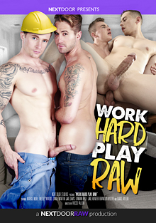 Work Hard Play Raw cover